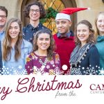 Merry Christmas from Tony and the Campolo Center